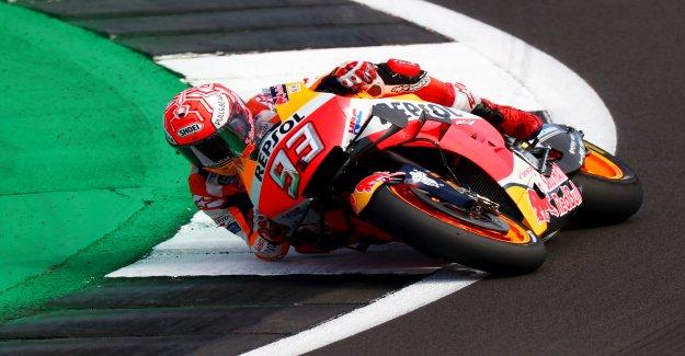 MotoGP: Marc Marquez est le schrägste Pilote de tous les Temps - Vue
