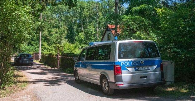 Mulhouse: Retraitée (89) halbtot battu Suspect bref