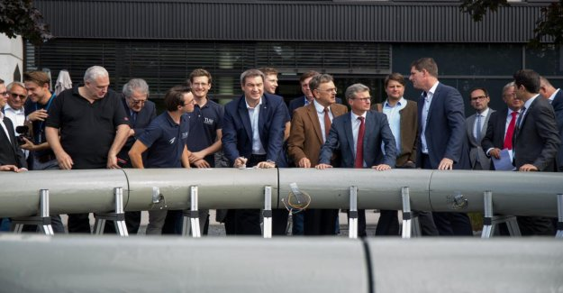 Munich: Söder mise sur le Hyperloop