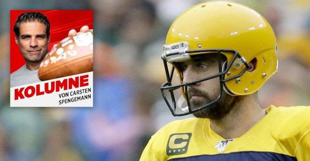 NFL Chronique de Carsten Spengemann: Packers pas (encore) prête pour le Super Bowl