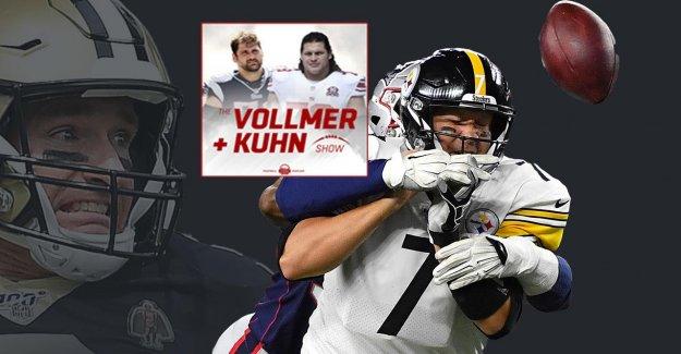 NFL: Football-Podcast de Sebastian Vollmer et Markus Kuhn