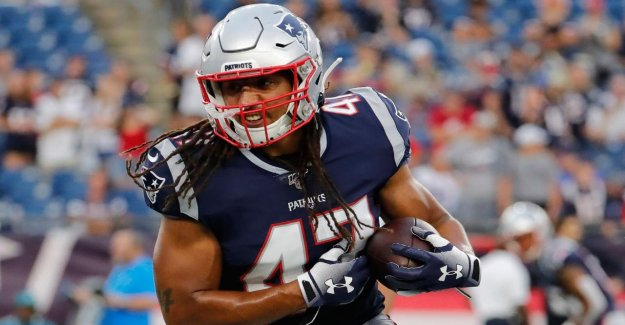 NFL: Jacob Johnson et ses Chances avec les New England Patriots