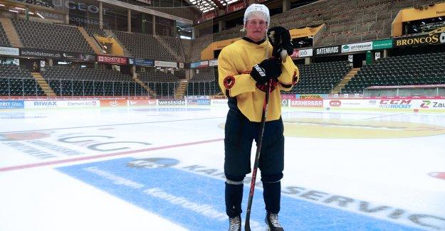 NHL-Star Patrik Laine à Berne: «Il n'est pas pour nous jouer»