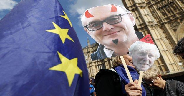 Nouveau Brexit-Chapitre: Quels Schachzüge planifier la ligne dure? - Vue