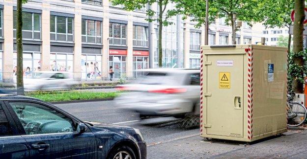 OVG Münster négocie Diesel, les interdictions de circuler à Cologne