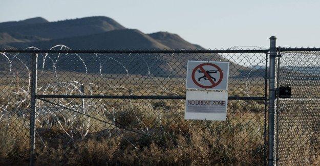 Ovni-zone interdite: 2 Millions de Personnes veulent Area 51 tempêtes de Vue