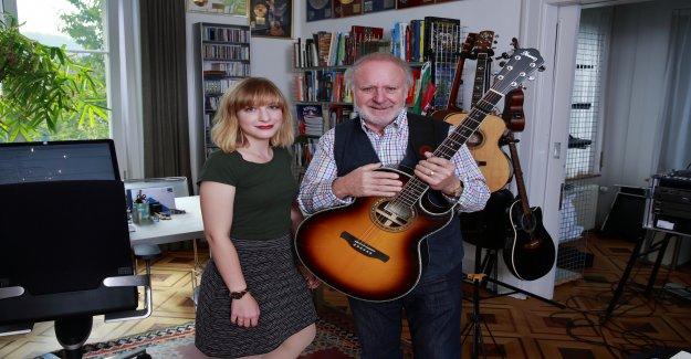 Pierre et Nina Reber avec un nouvel Album sur la grande Tournée de Vue