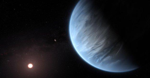 Planet K2-18b: les Chercheurs à trouver de l'Eau sur bewohnbarem Planète