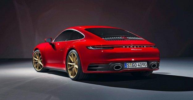 Porsche 911 est le plus rentable de Voiture dans le Monde