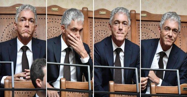 Réélection de procureur général de la confédération Michael Lauber n'était pas un secret, Vue