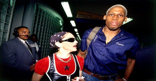 Rodman: «Madonna m'a offert des Millions pour enceinte» - Vue