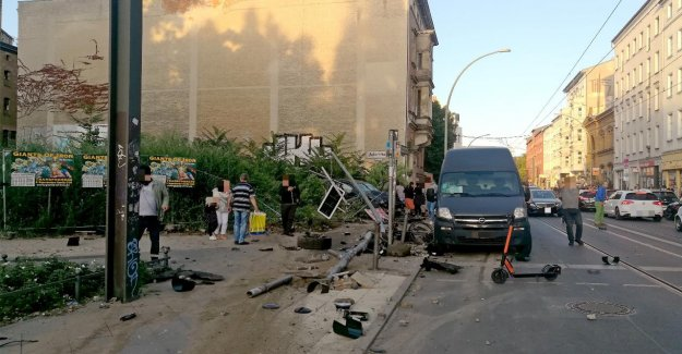 SUV Accident à Berlin-Loyer: Avocat du Conducteur: »Il était une grave situation d'Urgence