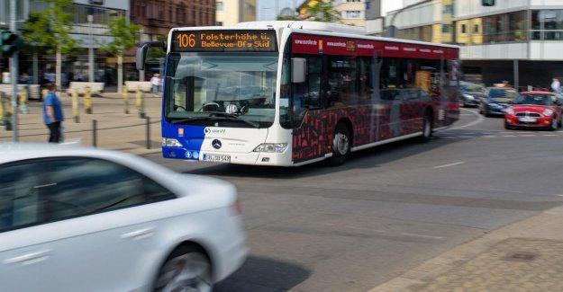 Sarrebruck: ce soir, c'est parti: Mega-Busfahrerstreik