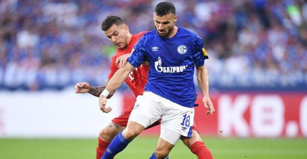 Schalke 04: Renouvellement du contrat avec Daniel Caligiuri se trouve sur la Glace