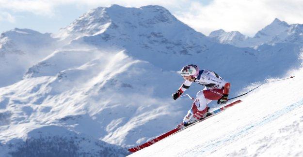 Ski-Stars Gisin et de Aliprandini depuis cinq Ans, Quelques - Vue