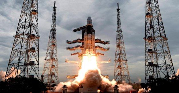 Sonde Chandrayaan-2 - Réussir l'Inde d'aujourd'hui sur la Lune?
