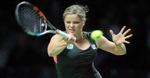 Star de Tennis Kim Clijsters envisage son Retour sur le circuit WTA Tour