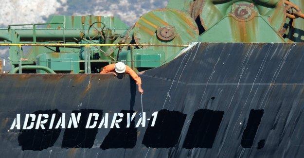 Tankerstreit: l'Iran doit Huile illégalement en Syrie ont vendu de la Vue