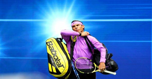 Tennis: Le juge Nadal de Son Grand-Chelem, Record en Vue