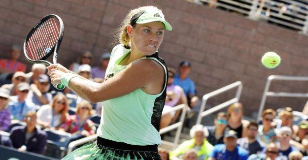 Tennis: Tennis Allemand, la Confédération fournit un Coach pour Angelique Kerber libre