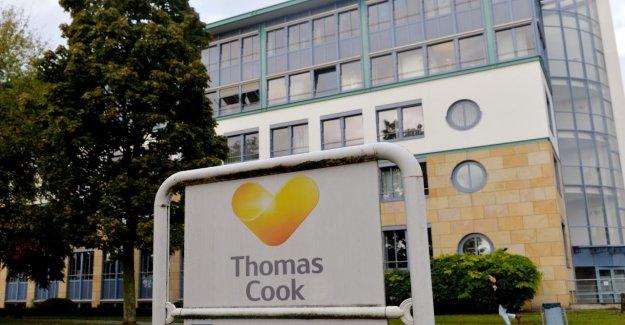 Thomas-Cook-Faillite - c'est l'Humeur de l'Allemagne Centrale