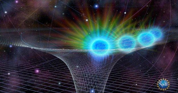 Trou noir: les Monstres dans la voie Lactée brille soudain de plus en plus