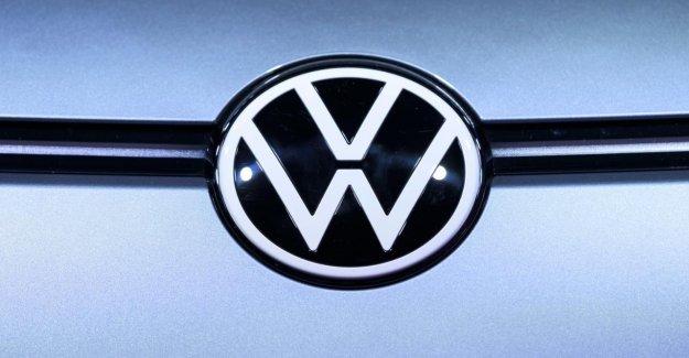 VW: Nouveau Logo sur la BIT présenté