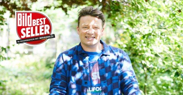 Veggie-Recettes Minceur du nouveau Livre de cuisine de Jamie Oliver