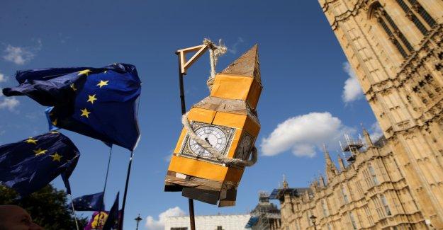 Victoire pour le Parlement: le tribunal déclare Pause «illégales» en Vue