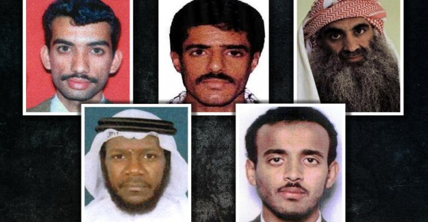 Vous êtes assis depuis des Années Guantánamo: Quand est-9/11-d'Assassins, le Processus fait?
