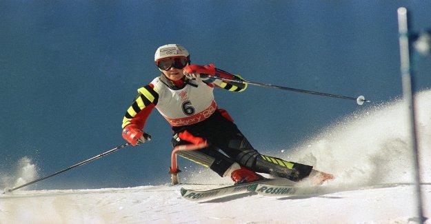 Vreni Schneider dans l'Inquiétude sur la disparition de l'Ex-Skieuse Ochoa - Vue