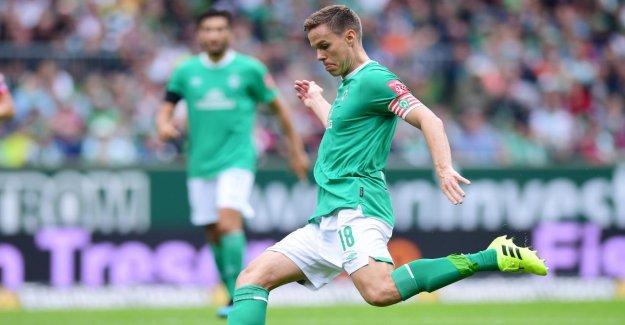 Werder Brême: Faserriss! Maintenant, il manque le Capitaine de Niklas Moisander