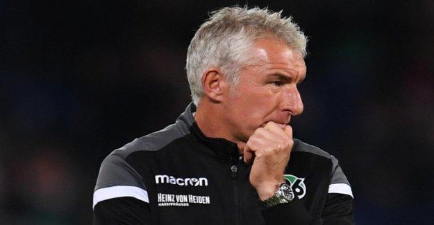 2. Ligue: Hanovre 96 perd 0:4 contre Nuremberg