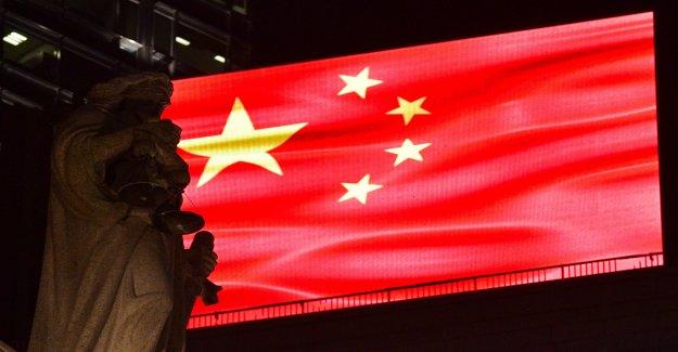 70 Ans de la Chine: Hong kong interdit Grossdemo de Chahut-Peur