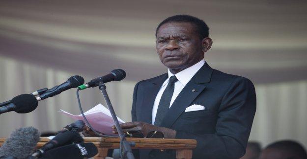 Acheté Diktatorensöhnchen Obiang Luxe Carrosses de retour? - Vue