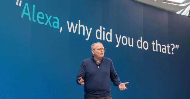 Alexa, Echo, Amazon: Le sera à nouveau lors de la Sprachassistentin