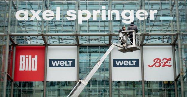 Axel Springer: Editeur investit dans la Vidéo en Direct et Numérique