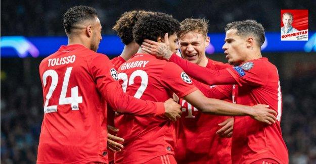 Bayern: Kimmich et Lewandowski avec la Bavière, le gros Truc.