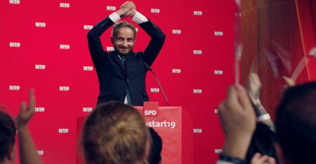 Böhmermann: SPD-Adhésion officiellement. ZDF-Modérateur est maintenant un Sociaux