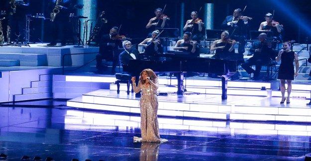 Céline Dion vient 2020 au Hallenstadion de Zurich - Vue