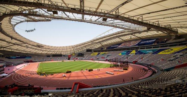 Championnats du monde d'athlétisme: Le dit l'Association-Hôtel-Critique - Vue
