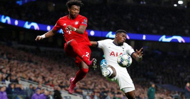 FC Tottenham: c'est Pourquoi, David Alaba, le deuxième super-Héros