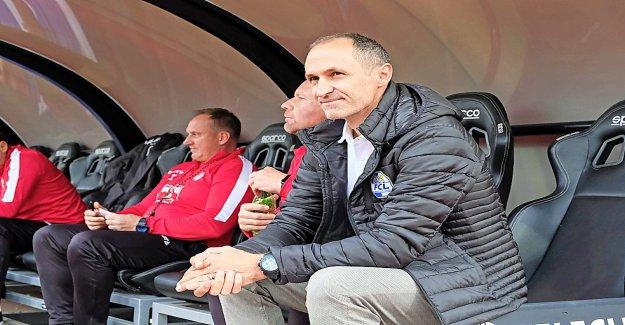 FCL-Entraîneur Thomas Häberli peut être Critique à froid en Vue