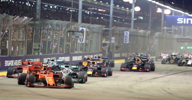 Formule 1 Arrêt: le Nouveau Règlement de 2021, soulève des Questions