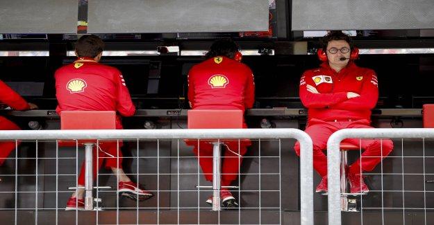 Formule 1: Ferrari traite des Stars comme Bubis, de la Maternelle - Vue