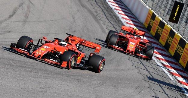 Formule 1: Vettel contre Leclerc – Le Sillage de Bruit chez Ferrari