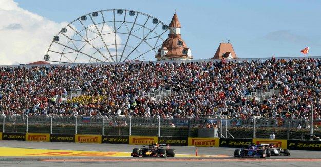 Formule1: «Internes Consultation chez Ferrari est ridicule!» - Vue