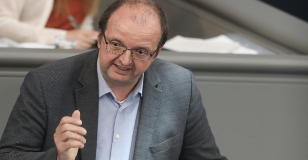 Il a obtenu 73,6% des Voix - Thomas Lutze nouveau Chef de la Sarre, à Gauche,