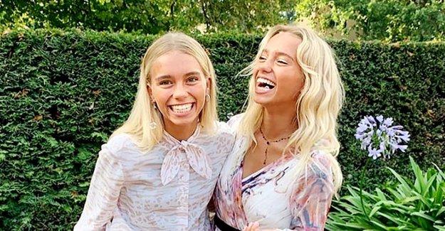 Instagram des Stars, Lisa & Lena: Vous voulez dans la scène de Crime jouer le jeu