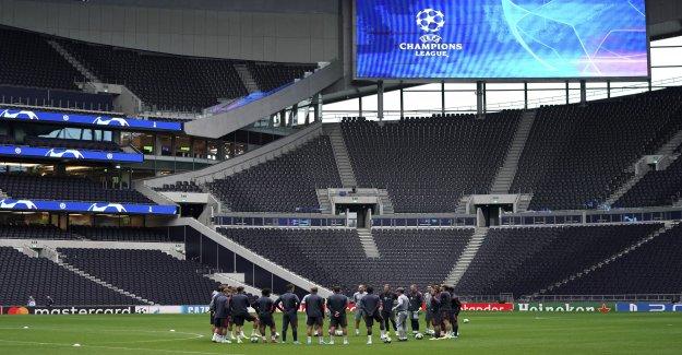 Joshua Kimmich avec «la grande Porte» avant de Tottenham – Bayern - Vue